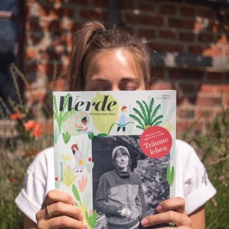 Weleda – Gewinnspiel Werde Magazin