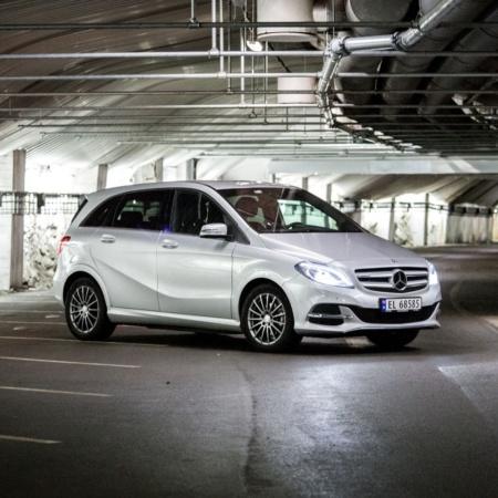 Mercedes Benz – Elektromobilität in Oslo